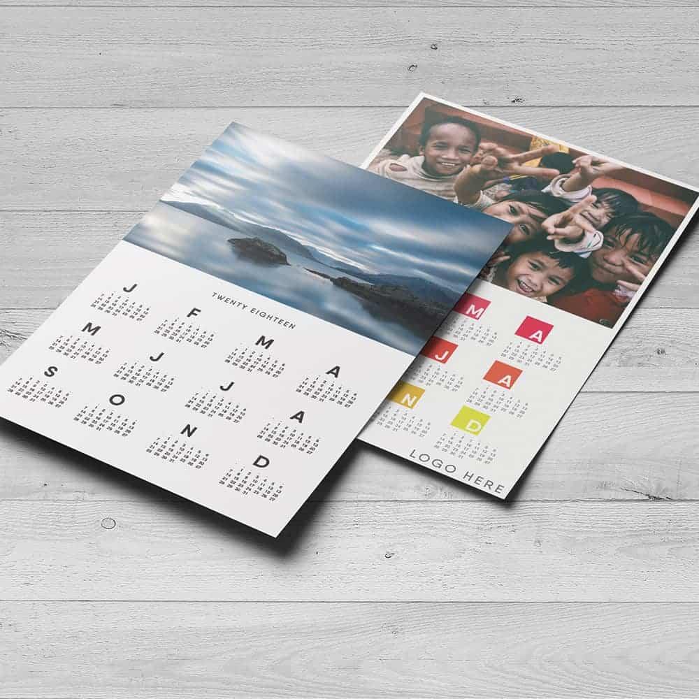 Calendar Poster Maker : Poster calendars we make