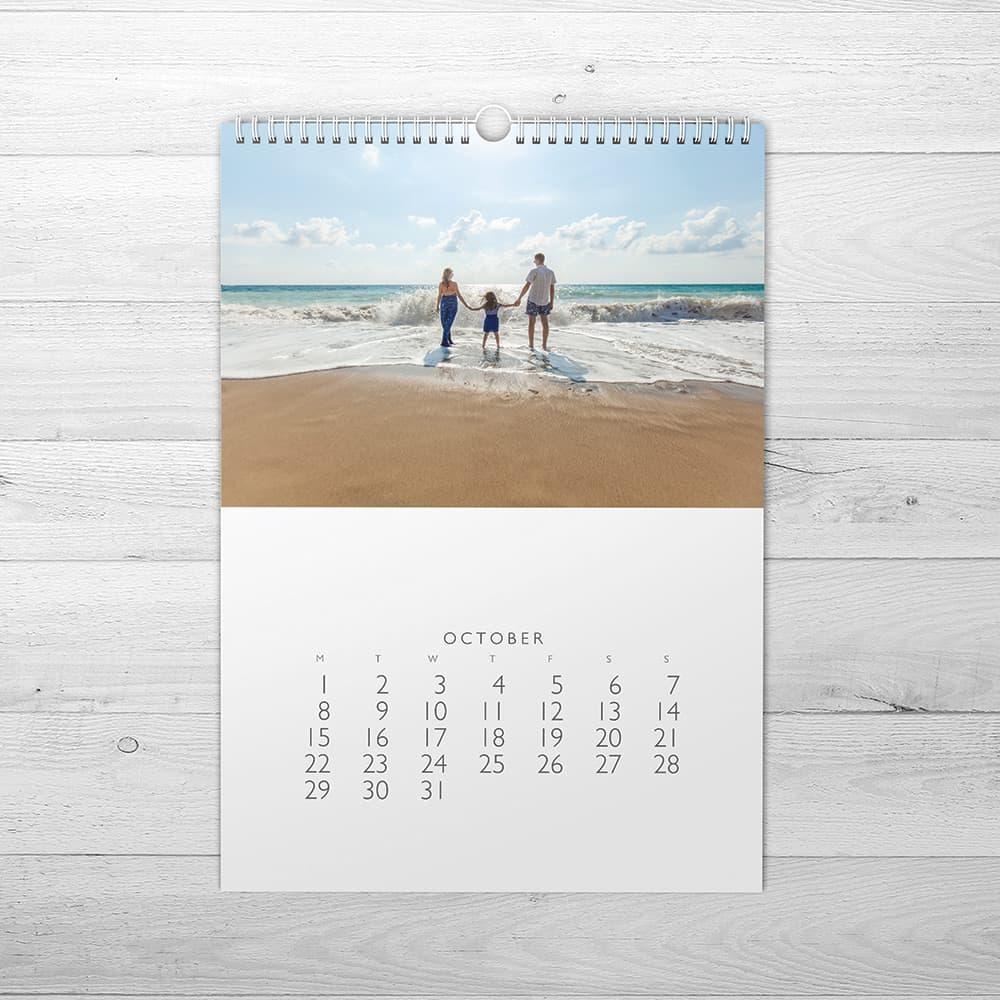 Family Calendar - www.wemakecalendars.com