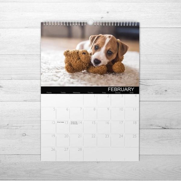 Family Pets Calendar - www.wemakecalendars.com